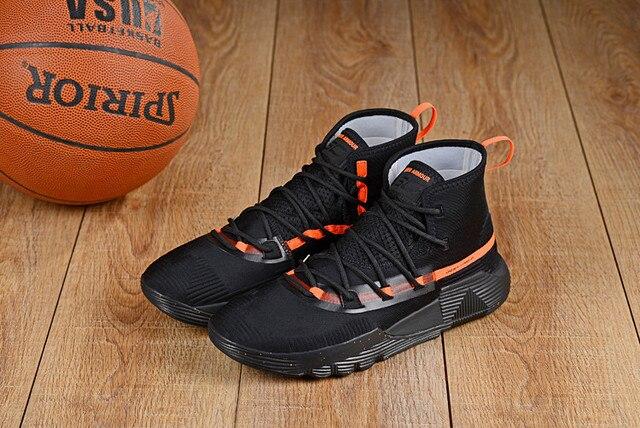 ed7b02523161 Under Armour UA Men s Curry 3 zero 2 Medium Top Basketball Sport Unique  Fitness Training Athletic Mesh Sneakers Shoes 40-46