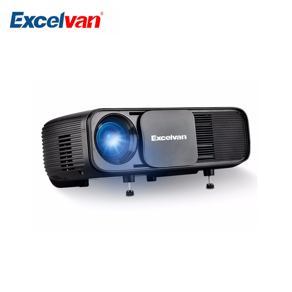 Excelvan Cl720 Full Hd Home Theater Projector 3000 Lumen: Excelvan CL760 HD LCD LED Projector 3200 Lumen 1080P Video