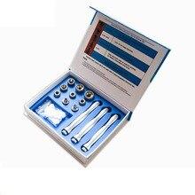 Микродермабразия Дермабразия набор аксессуаров для алмазной микро дермабразии вакуумный пилинг омоложения кожи машина