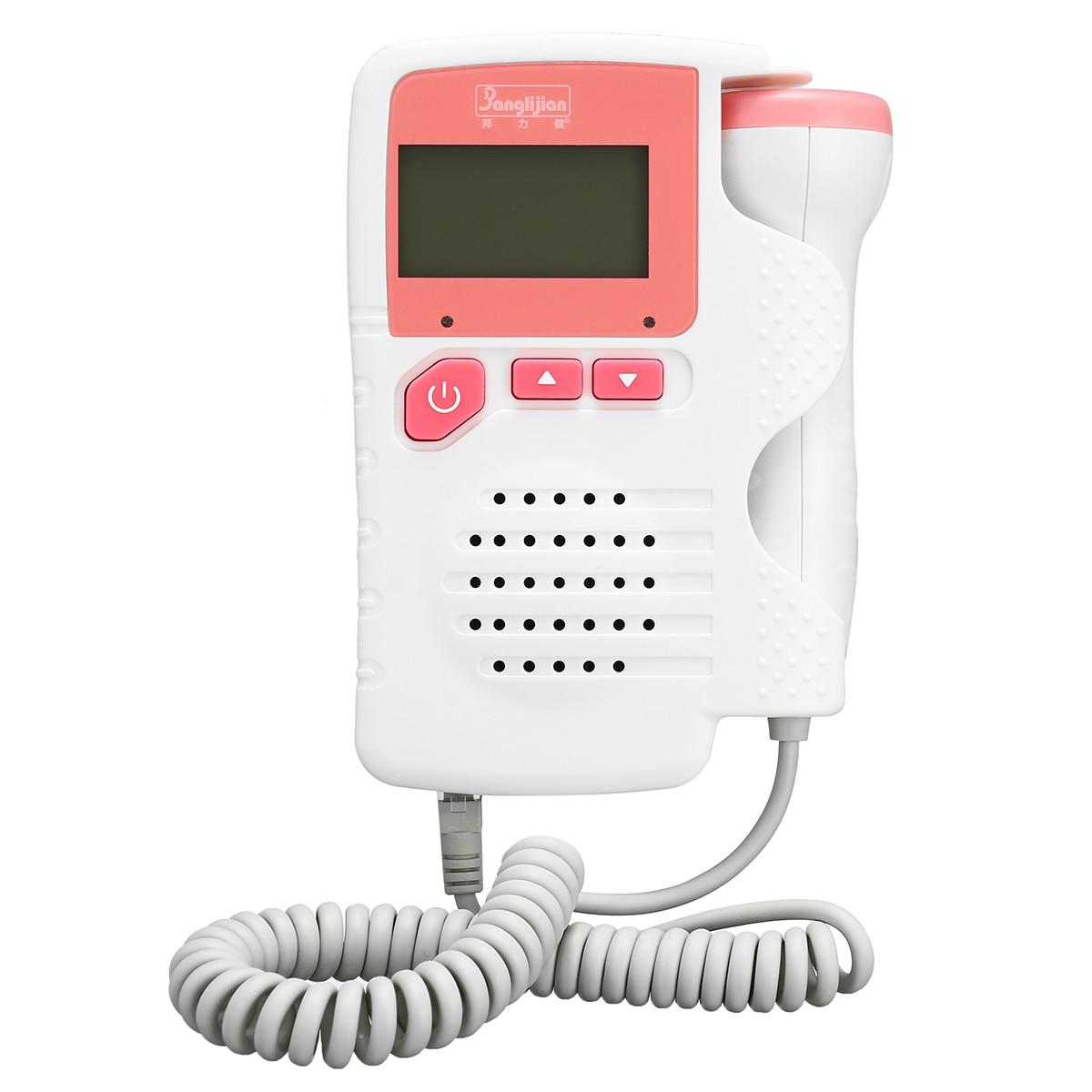 Monitor de Som Tester Detector Grávida Fetalpulse 2.0