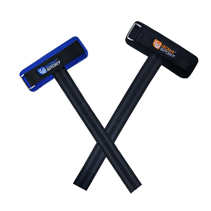 2pcs Gym Lifting Straps Weightlifting Wrist Weight Belt Bodybuilding Gloves For Women Men Fitness Crossfit Barbells Power Sport