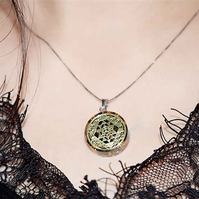 Esoteric Orgone Necklace