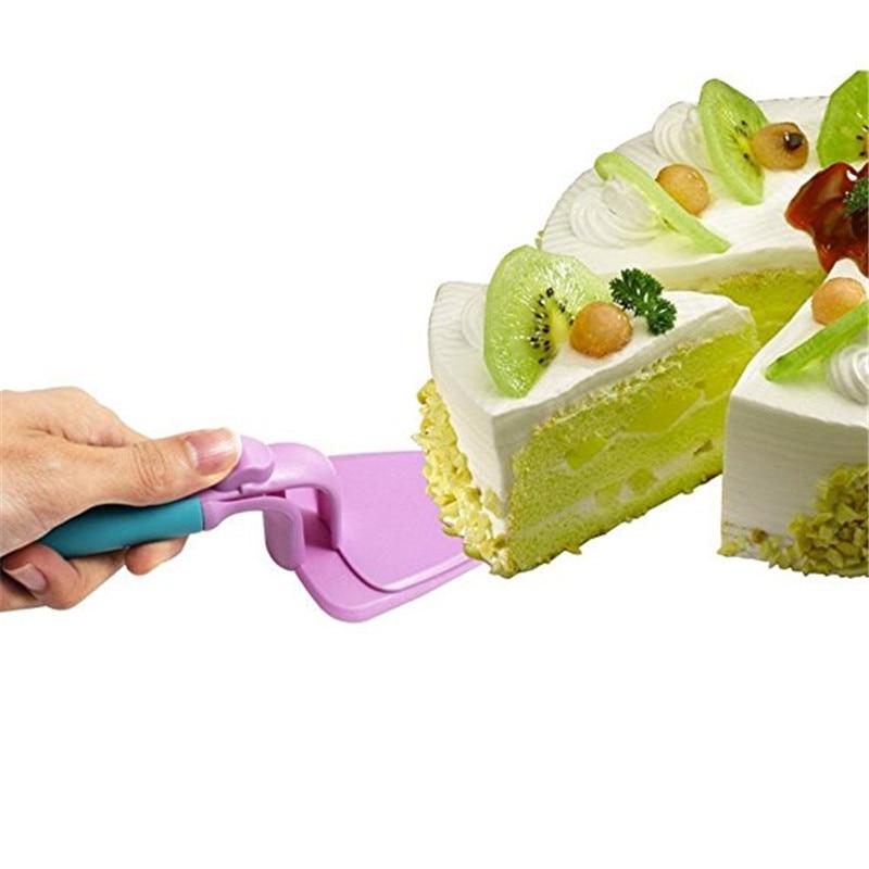 Creative Cake Shovel Multifunction Cutter and Server Adjustable Kitchen Baking Spatulas Scraper Tools
