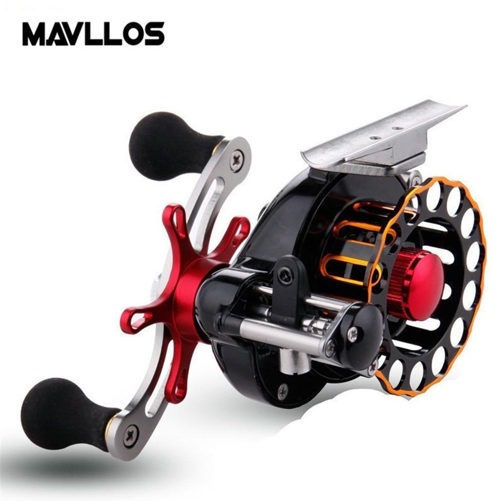 Mavllos Ultralight Saltwater Raft Spinning-kela 4 + 1BB-suhde 3.5: 1 - Kalastus
