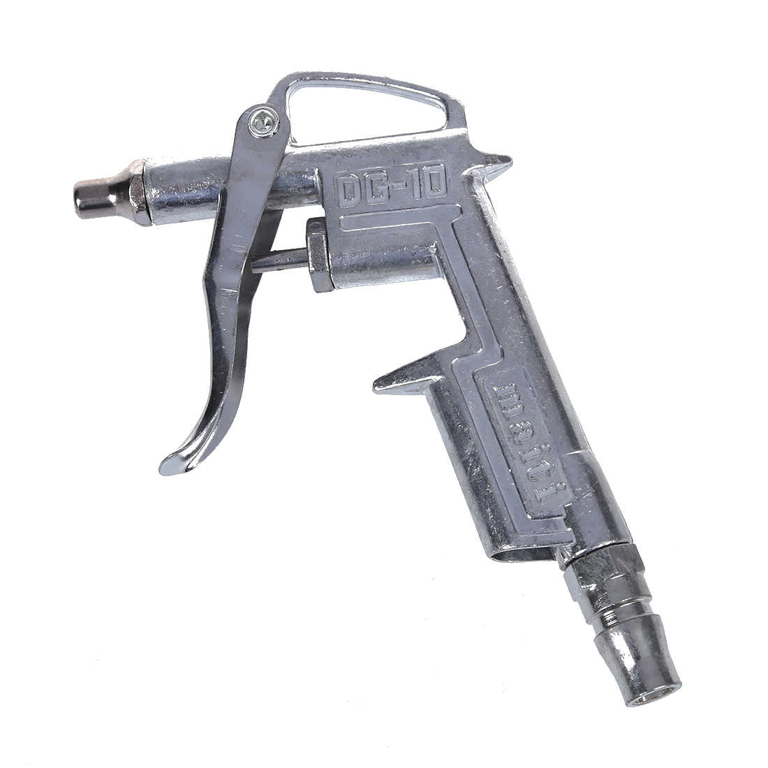 Hot! Dust Verwijderen Air Blow Gun Cleaning Tool Silver Tone