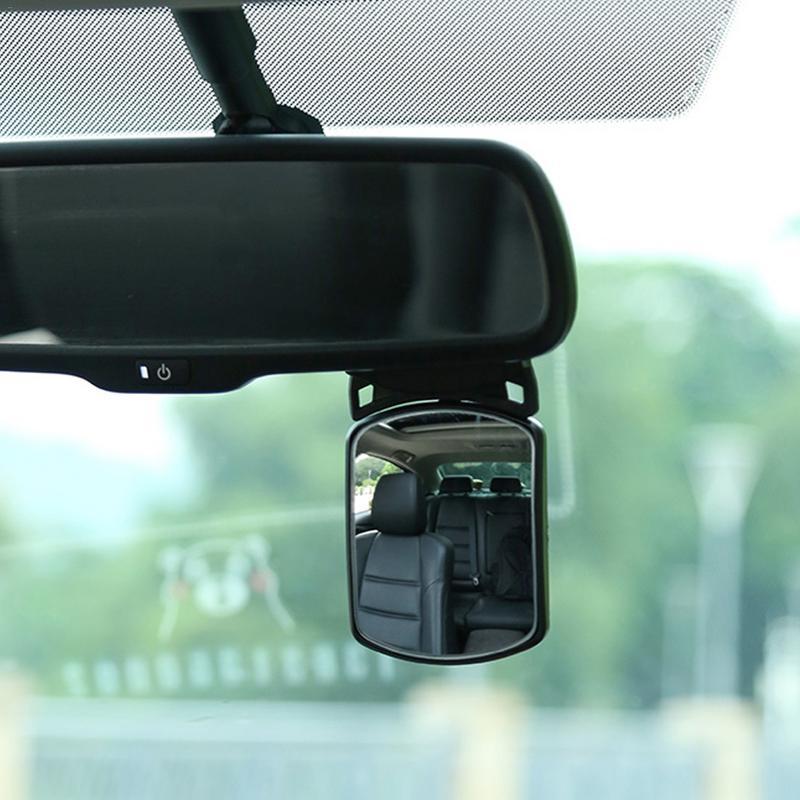 뒷좌석 보조 거울 아기 키즈 모니터를 관찰하기위한 자동차 뒷좌석 안전 뒷좌석 거울