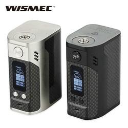 Original 300 W WISMEC Reuleaux RX300 TC RX-300 VW Caixa Mod/TC Vape MOD para RTA RDTA RDA DIY vape cigarro e-vs Rx2/3