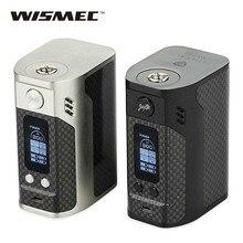 Оригинальный 300 Вт WISMEC Reuleaux RX300 TC Box Mod RX-300 VW/термоконтроль вэйпинга мод для RDA RTA RDTA DIY Vape электронная сигарета vs Rx2/3