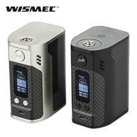 Original 300W WISMEC Reuleaux RX300 TC Box Mod RX 300 VW/TC Vape MOD for RDA RTA RDTA DIY Vape e Cigarette vs Rx2/3