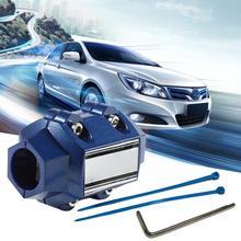 Автомобильный Очиститель Топлива, Универсальный Очиститель Топлива, мощный, белый, магнитный очиститель, намагничивающий аппарат d1экономизатор, автомобильный, экономия топлива
