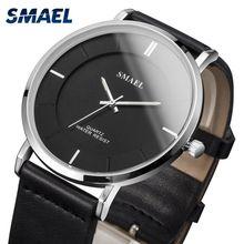 SMAEL Men Fashion 1901 Watch Male Relogios Masculino 30M Waterproof Wristwatch Chronograph Auto Date Watches Sport Quartz Clock все цены
