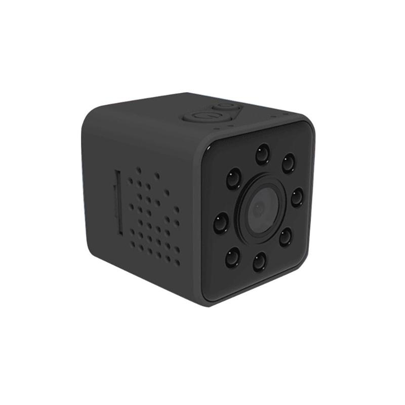 Quelima SQ23 Mini 1080P HD WiFi Car DVR Camera LED IR Night Vision Video Recorder Camcorder With Waterproof Case Holder Sport DV