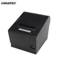 Cheapest Bluetooth Ethernet USB POS 80MM POS80 thermal billing receipt printer with auto cutter andorid and win10