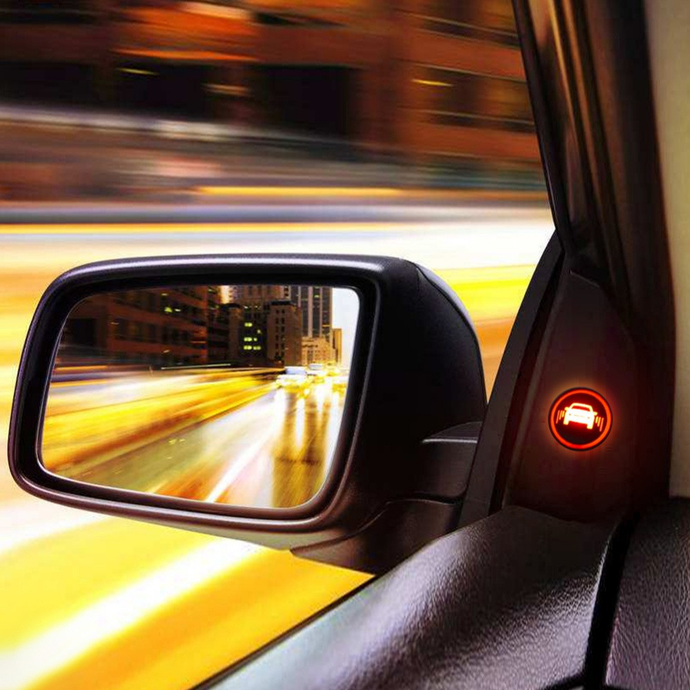 Image 3 - Newest Car Blind Spot Mirror Radar Detection System BSD BSA BSM Microwave Blind Spot Monitoring Assistant Car Driving Security-in Parking Sensors from Automobiles & Motorcycles
