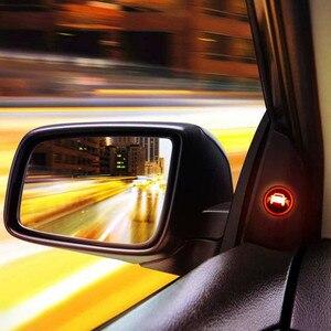 Image 3 - Sistema de detecção de radar, mais novo sistema de detecção de ponto cego, bsd, bsa, bsm, microondas, assistente de monitoramento de ponto cego, carro, dirigir