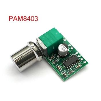 PAM8403 DC 5V 2 Channel USB Digital Audio Module 2 * 3W