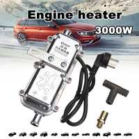 3000W Auto Engine Heater Car Preheater Coolant Heating Truck Motor Can Air Diesels Parking Heater