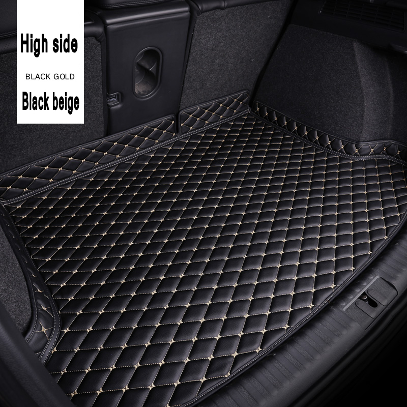 ZHAOYANHUA car Trunk mats for <font><b>Lexus</b></font> NT200 NX200T NX300H <font><b>F</b></font> <font><b>Sport</b></font> ES 200 250 <font><b>350</b></font> IS <font><b>GS</b></font> GX470 LX570 RX RX LS <font><b>350</b></font> 5D carpet rugs image