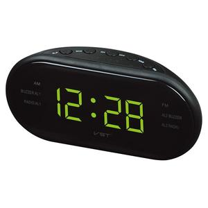 Image 1 - Portable Speaker LED Digital Alarm Clock AM/FM Dual Channel Radio Multi function Player Stereo Hd Sounds Devices Home Office