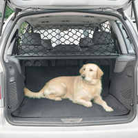 Universal Adjustable Mesh Safety Guard Pet Dog Trunk Fence Travel Car Barrier Accessories Pet Cat Puppy fence