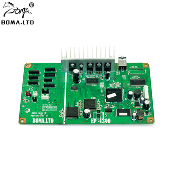 Original Printer Motherboard For Epson Stylus Photo 1410 1430 R1410 1390 1400 formatter board logical Flatbed Printer Main Boar einkshop 4645 motherboard for hp 4645 printer interface board main board