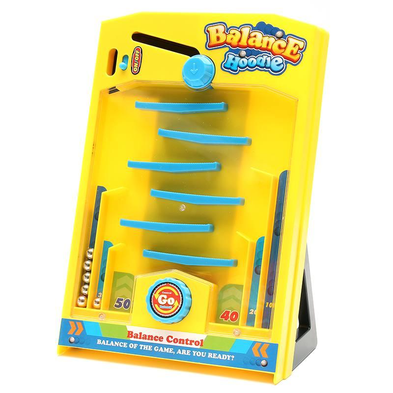 Balance Board Maze Game: Fun Magic Maze Marble Ball Falling Balance Game Board
