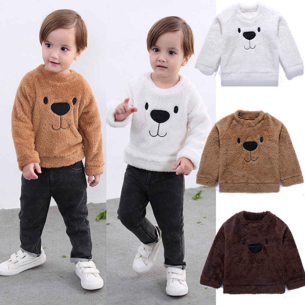 6b351039e Detail Feedback Questions about Newly Winter Cute Bear Toddler Kids ...