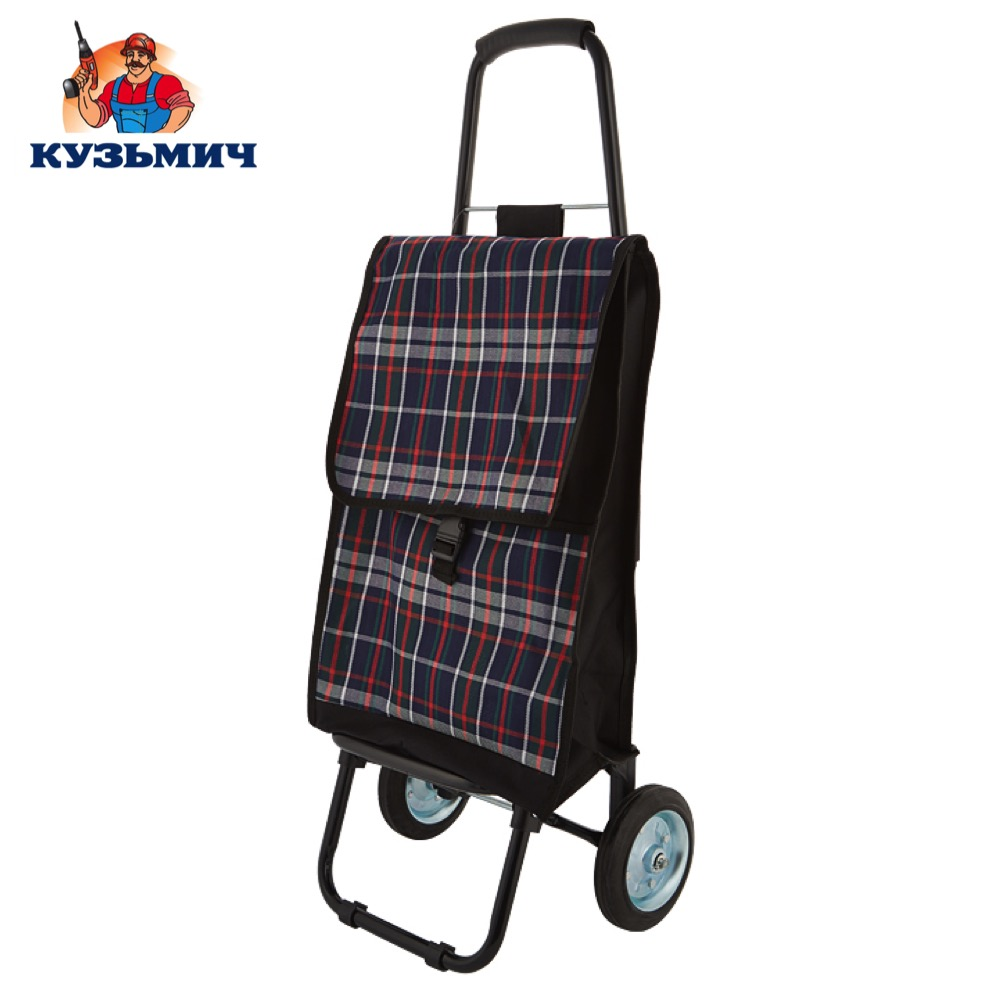 Фото - Travel Bags Kuzmich 0R-00002476 Trolley luggage TBR-23 for men and women сonvenient easy moving cargo bag pushcart handcart dtbg spring design men s bag messenger bags high quality waterproof shoulder tablet pc sleeve bag