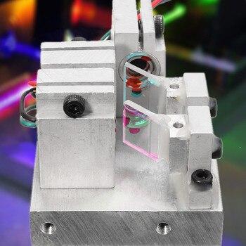 Белый лазерный модуль, 300 МВт 638нм + 520нм + 450нм RGB с TTL драйвер плата модуляции защита от температуры Precision Science