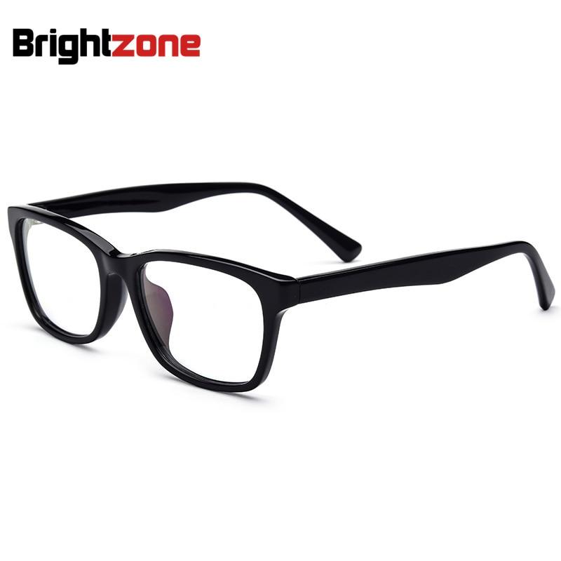e38e4a7fae European Classic Wayframe Brand Spectacle Frame Myopia Male Square Glasses  Designer Eyeglasses Prescription Eyeglass Frames-in Eyewear Frames from  Apparel ...