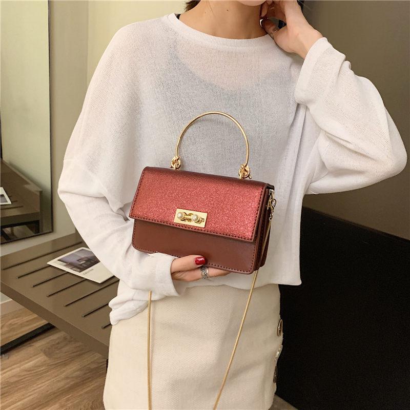 Brand Crossbody Bags For Women 2019 Spring Luxury Handbags Designer Small Women Messenger Bags Pearl Ladies Bag bolsa feminina