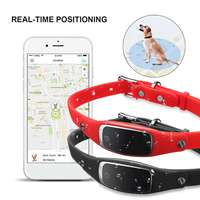 Mini Waterproof Dog Cat Collar Pet ID Locator GPS Tracker GSM Tracking Device WIFI Real Time For Dog Cat Track Device