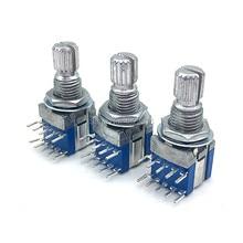 5 шт./лот переключатель полосы поворотный переключатель переключения передач 1 полюс 5 позиций 2 полюса 3 позиции 4 позиции RS1010