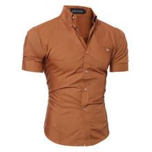 268e8761ea7 Стильные Белые Рубашки Для Мужчин – Купить Стильные Белые Рубашки Для Мужчин  недорого из Китая на AliExpress