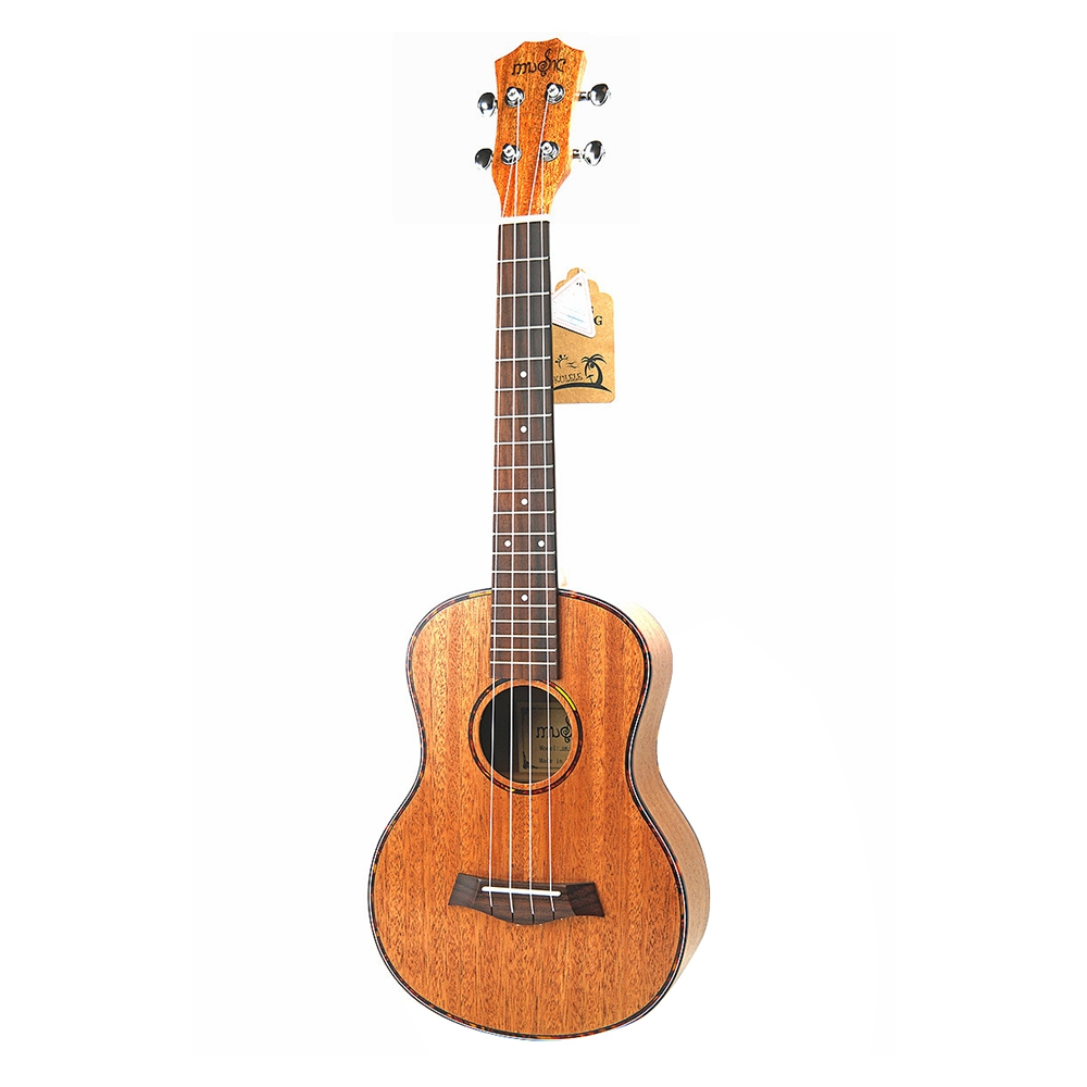 26 Inch Ukulele Tenor Acoustic Electric Ukulele Travel Mini Guitar 4 Strings 18 Frets Wood Mahogany Music Instrument