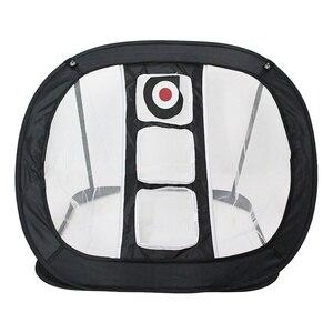 Image 5 - FSTE нейлоновая сетка для гольфа, портативная сетка для гольфа