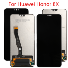 LCD Display Touch Screen Digitizer Replacement Tools for Huawei Honor 8X High Quality Digitizer Assembly for Huawei Honor 8X high quality for huawei honor 5x 2gb ram lcd lcd display touch screen digitizer assembly smartphone replacement parts