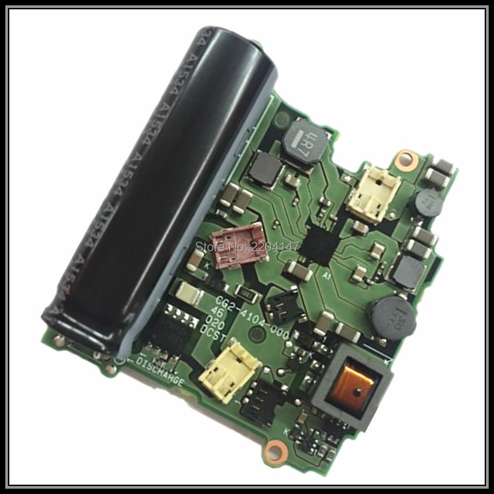 100% d'origine Pour Canon EOS 100D Rebelles SL1 Baiser X7 Carte D'alimentation DC/DC Lecteur Flash Conseil