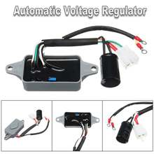 6,5 кВт AVR Автоматический регулятор напряжения Газовый Генератор Автоматическая зарядка и пусковая система запчасти генератора для HONDA ES6500 ES6500K1