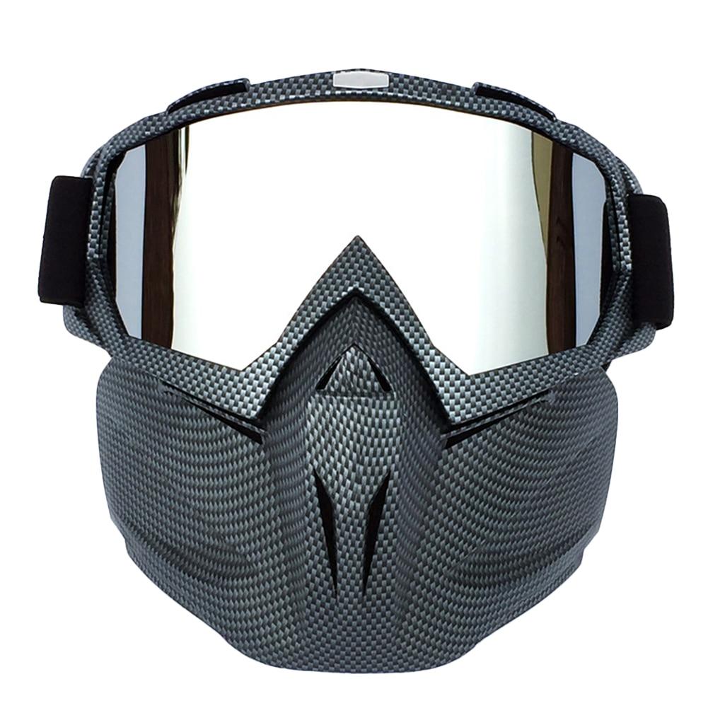 Das Mulheres dos homens Óculos De Esqui Snowboard Óculos De Snowmobile  Máscara de Esqui da Neve do Inverno Óculos De Esqui Óculos De Motocross 016800c545