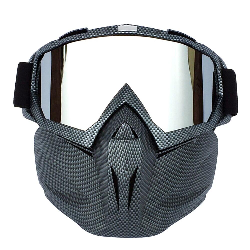 Hommes femmes lunettes de Ski Snowboard motoneige lunettes masque neige hiver Ski lunettes de Ski Motocross lunettes de soleil
