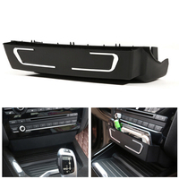 Fit For BMW X3 F25 X4 F26 14 18 Car Center Console CD Panel Storage Box 24*4.5cm