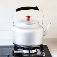 Traditional old thickening pure aluminum water kettle coal stove gas stove household outdoor tea coffee pot teapot 3 10L