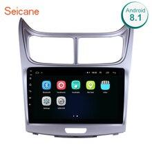 Seicane gps головное устройство 2din Android 8,1 9 «Car радио для 2010 2011 2012 2013 парус HD 1080 P сенсорный мультимедийный плеер стерео