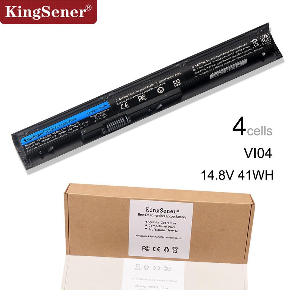 Korea Cell VI04 Battery For HP Pavilion 17 15 ENVY 15-K028TX K031TX K032TX HSTNN-DB6I HSTNN-DB6K HSTNN-LB6J TPN-Q140 TPN-Q141