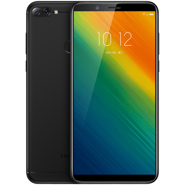 Lenovo K9 Note 4G Smartphone 6.0'' Android 8.1 Qualcomm Snapdragon 450 Octa Core 1.8GHz 3GB RAM 32GB ROM 16.0MP + 2.0MP R3760mAh 1