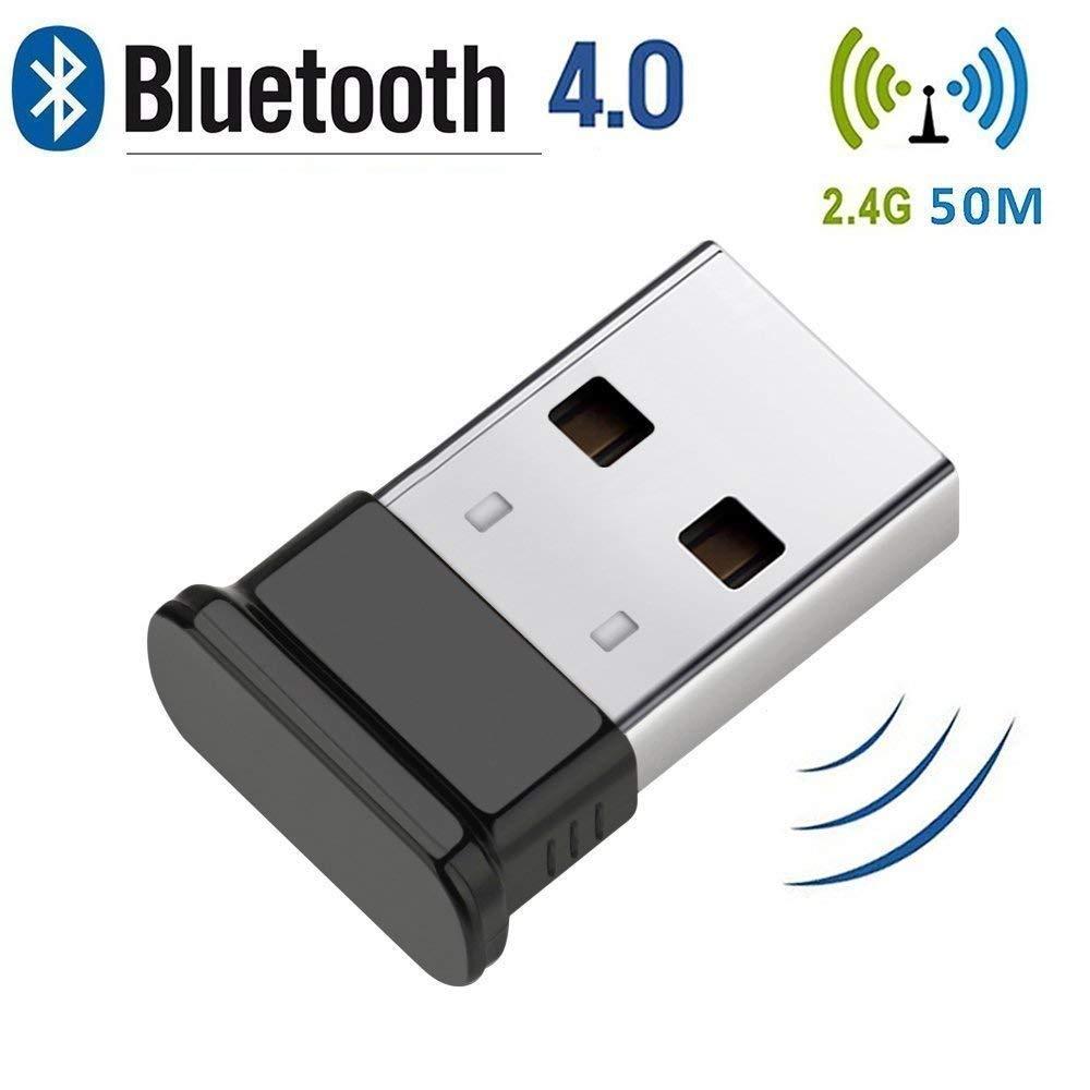 Highever Dongle-Adapter Audio-Receiver-Transmitter Laptop Bluetooth Wireless Music USB