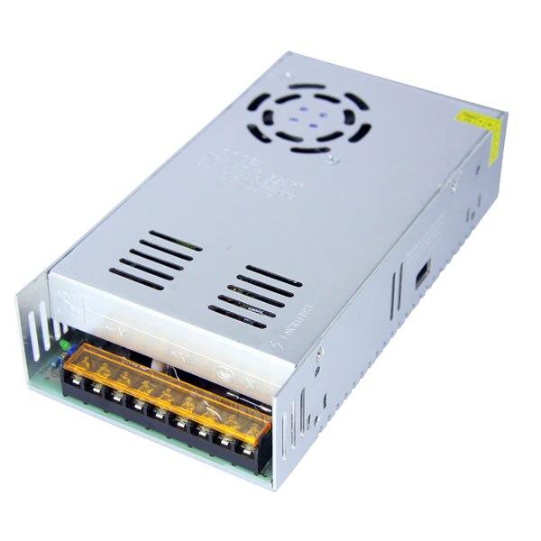 Commutateur de transformateur Mode alimentation DC 48 V 7.5A 360 W pour Éclairage Source D'alimentation Transformateur AC DC SMPS pour L'éclairage