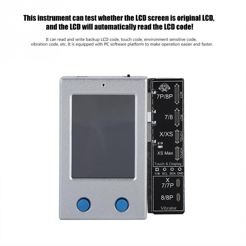 iphone ambient light sensor test