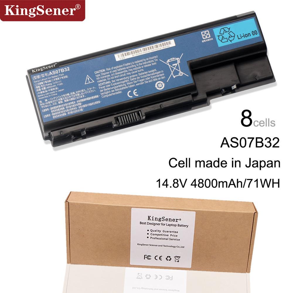 KingSener AS07B32 ноутбука Батарея для Acer Aspire 5920 5920G 5930 5930 г 5935 AS07B31 AS07B32 AS07B71 AS07B61 AS07B42 AS07B51